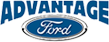 Advantage Ford logo