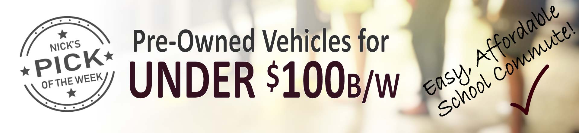Used cars under $10K