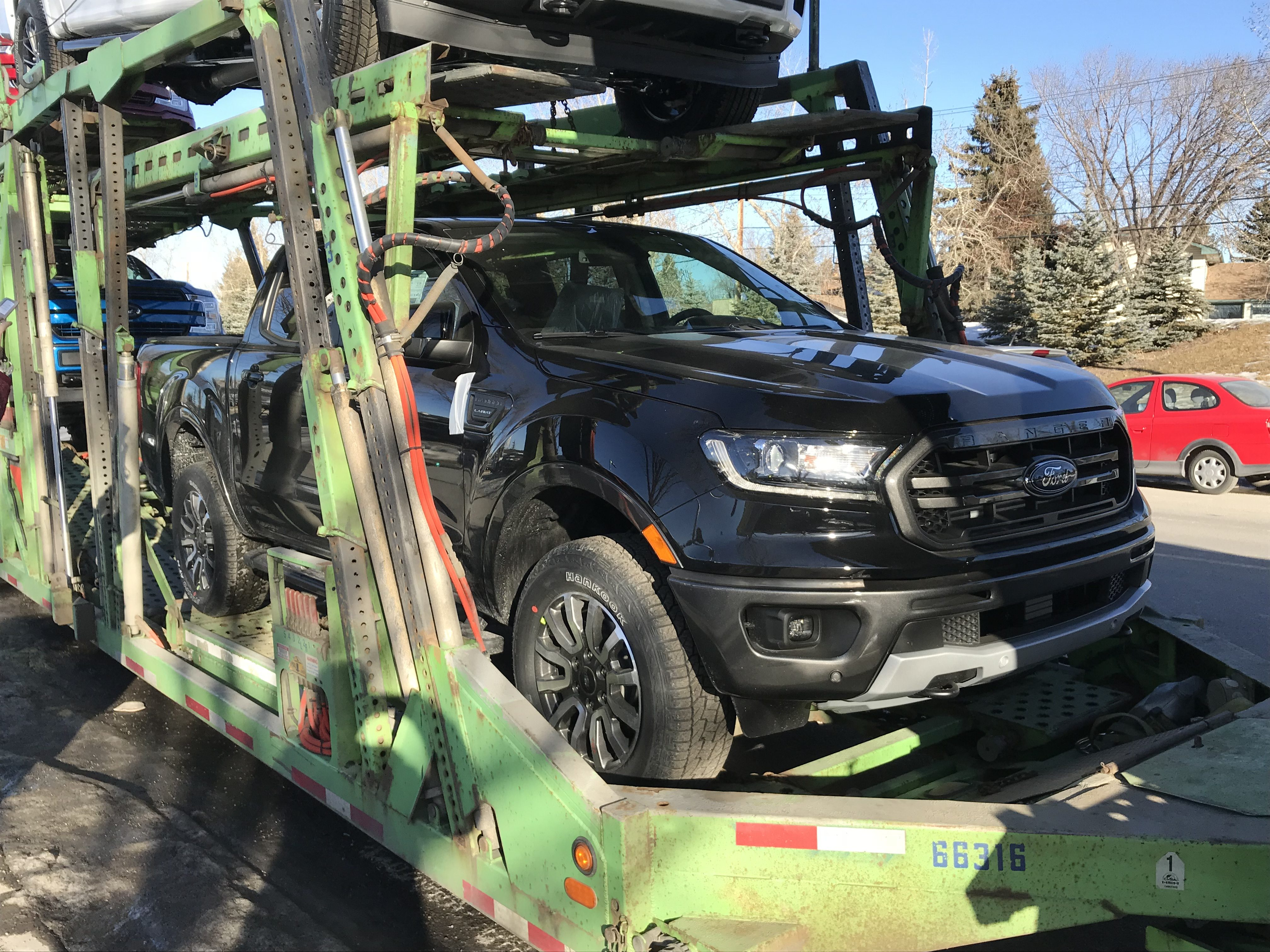 New 2019 Ford Ranger Lands at Advantage Ford Calgary