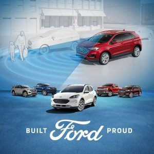 Ford Co-Pilot 360 Safety